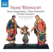 Frohe Weihnacht, CD