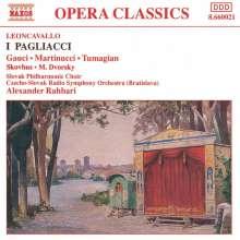 Ruggero Leoncavallo (1858-1919): I Pagliacci, CD