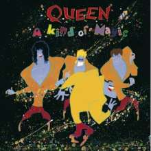 Queen: A Kind Of Magic (SHM-SACD), SACD Non-Hybrid