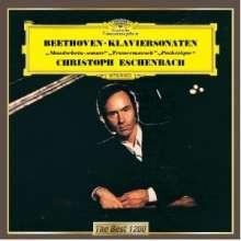 Ludwig van Beethoven (1770-1827): Klaviersonaten Nr.8,12,14, CD