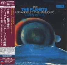 Gustav Holst (1874-1934): The Planets op.32 (SHM-SACD), SACD Non-Hybrid