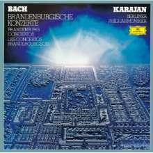 Johann Sebastian Bach (1685-1750): Brandenburgische Konzerte Nr.1-6 (SHM-CD), 2 CDs
