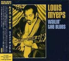 Louis Myers: Wallin' The Blues, CD