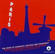 Maya Koch - Paris, CD