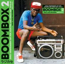 Soul Jazz Records Presents: Boombox 2 , 3 LPs