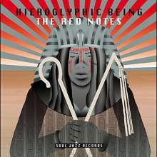 Hieroglyphic Being: The Red Notes, CD