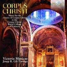 Victoria Musicae - Chorpus Christi, CD