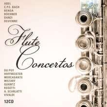 Flute Concertos, 12 CDs