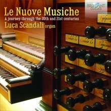 Luca Scandali - Le Nuove Musiche, CD