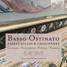 Pieter-Jan Belder - Basso Ostinato, CD