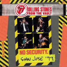 The Rolling Stones: From The Vault: No Security San Jose '99