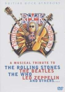 British Rock Symphony (Burdon / Cooper / Daltrey / Rodgers u. a.): British Rock Symphony, DVD