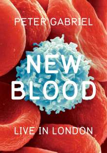 Peter Gabriel: New Blood - Live In London 2011, DVD