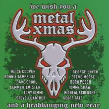 We Wish You A Metal Xmas, CD