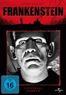 Frankenstein (1931), DVD