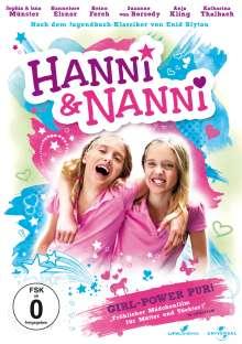 Hanni & Nanni, DVD