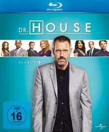 Dr. House Season 6 (Blu-ray), 6 Blu-ray Discs