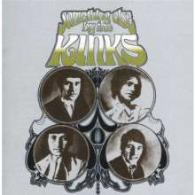 The Kinks: Something Else By The Kinks, CD