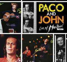 Paco De Lucia & John Mclaughlin: Paco & John: Live At Montreux 1987