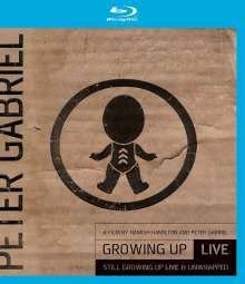 Peter Gabriel: Growing Up - Live / Still Growing Up - Live & Unwrapped (Blu-ray Format), Blu-ray Disc