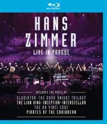 Hans Zimmer (geb. 1957): Filmmusik: Live In Prague, Blu-ray Disc