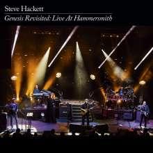 Steve Hackett: Genesis Revisited: Live At Hammersmith, 3 CDs