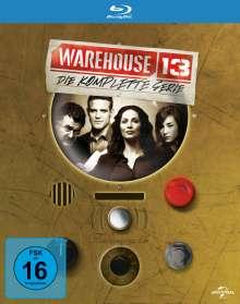 Warehouse 13 (Komplette Serie) (Blu-ray), 10 Blu-ray Discs