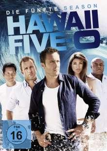 Hawaii Five-O (2011) Season 5, 6 DVDs