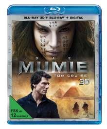 Die Mumie (2017) (3D & 2D Blu-ray), 2 Blu-ray Discs