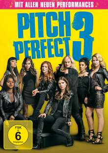 Pitch Perfect 3, DVD
