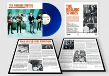 The Rolling Stones: The Complete British Radio Broadcasts Volume 3 (180g) (Limited-Numbered-Edition) (Blue Vinyl), LP
