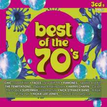Best Of The 70's, 3 CDs