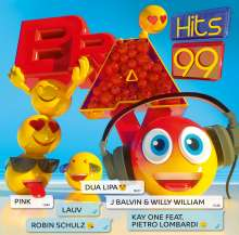 Bravo Hits 99, 2 CDs