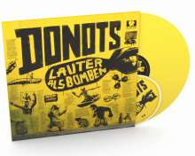 Donots: Lauter als Bomben (Limited-Edition) (Yellow Vinyl), LP