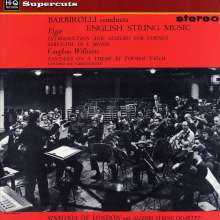 Barbirolli conducts English String Music, LP