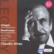 Claudio Arrau, CD