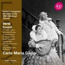 Giuseppe Verdi (1813-1901): Falstaff, 2 CDs