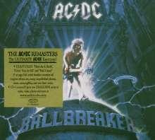 AC/DC: Ballbreaker (Digipack), CD