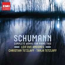 Robert Schumann (1810-1856): Klaviertrios Nr.1-3, 2 CDs