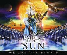 Empire Of The Sun: We Are The People, Maxi-CD