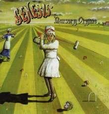 Genesis: Nursery Cryme (remastered) (180g) (Limited-Edition), LP