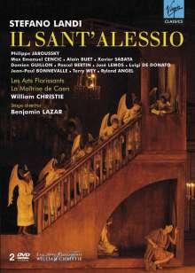 Stefano Landi (1587-1639): Il Sant' Alessio, 2 DVDs