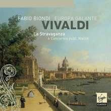 """Antonio Vivaldi (1678-1741): Concerti op.4 Nr.1,2,4,9,11 """"La Stravaganza"""", CD"""