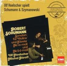 Ulf Hoelscher spielt Schumann & Szymanowski, CD