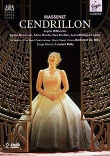 Jules Massenet (1842-1912): Cendrillon, 2 DVDs