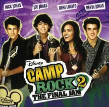 Camp Rock 2: The Final Jam, CD