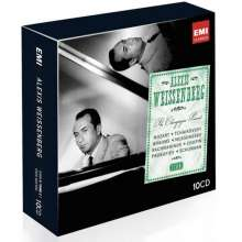 Alexis Weissenberg - The Champagne Pianist (Icon Series), 10 CDs