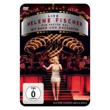 Helene Fischer: Live - zum ersten Mal mit Band & Orchester, DVD
