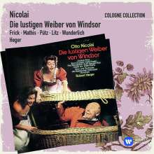 Otto Nicolai (1810-1849): Die lustigen Weiber von Windsor, 2 CDs