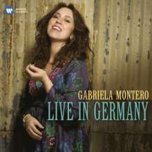 Gabriela Montero - Live in Germany, CD